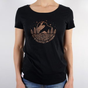 Dolomiten Shirt Damen