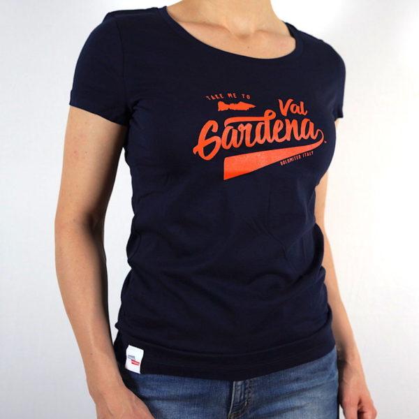 Dolomites t-shirt Damen
