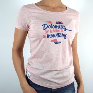 Dolomiten Damen shirt